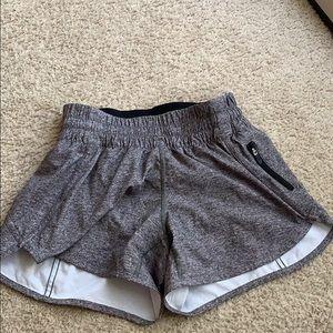 Size 4 lulu lemon shorts